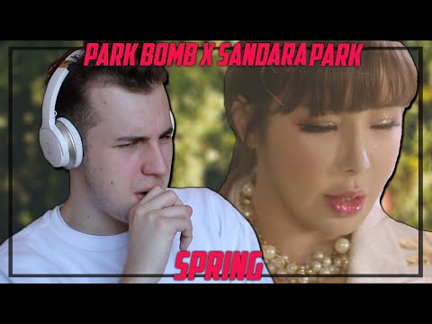 Music Critic Reacts To  PARK BOM - SPRING Ft SANDARA PARK