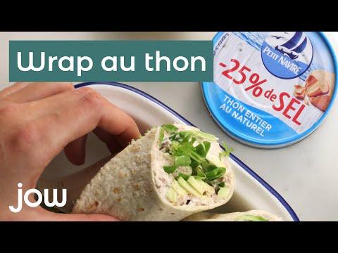 recette-du-wrap-au-thon