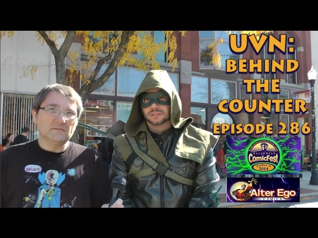 UVN: Behind the Counter 286
