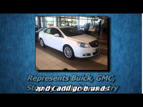 Barker Buick Gmc Cadillac Youtube