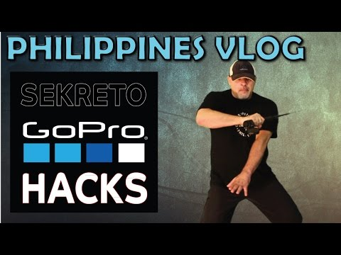 GoPro hacks for the Philippines | Asia Travel VLOG