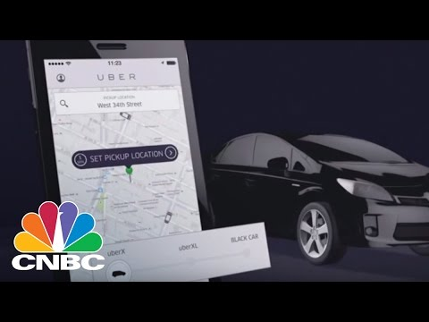 Uber Has Serious Global Competition: The Bottom Line | CNBC