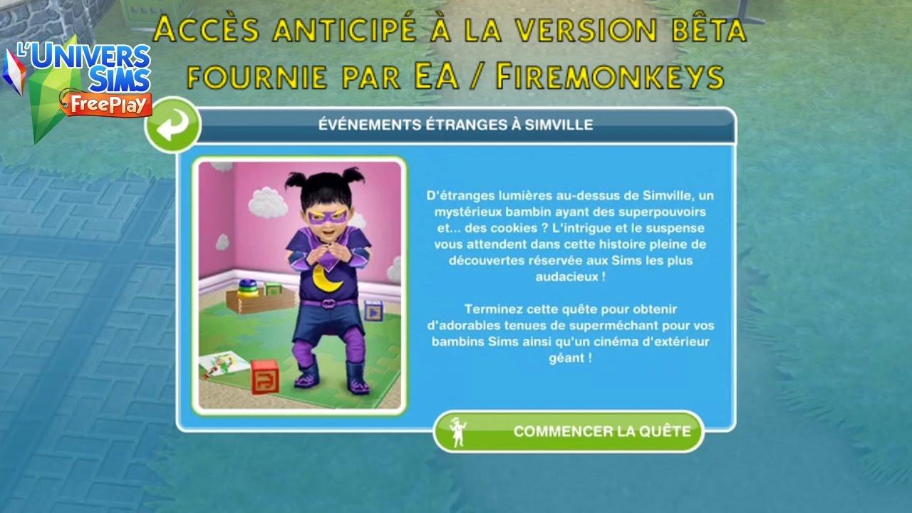 Comment Avoir Un Bébé Dans Les Sims Freeplay