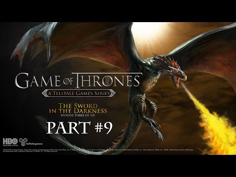 Let's Play - Game Of Thrones: Episode 3 (Part 9) - Gared Vs. Britt
