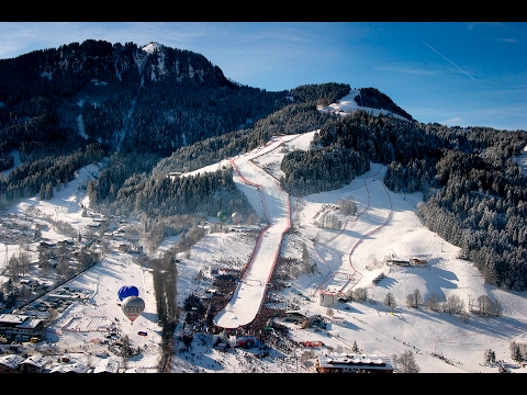 The World's Most Dangerous Downhill Ski Race | Streif: One H