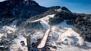 The World's Most Dangerous Downhill Ski Race ...