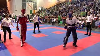 Osvaldo Arellano v Fatih Kursat Aygun WAKO World Championships 2018