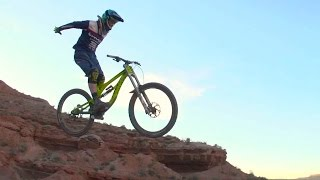 Warm-Up MTB Jump Session - Red Bull Rampage 2014