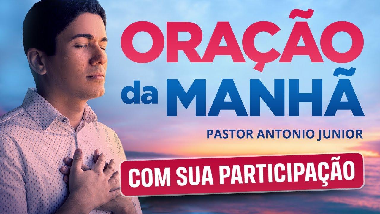 ORAÇÃO DA MANHÃ DE HOJE - 12 DE MAIO - Deixe seu Pedido de Oração 🙏🏼