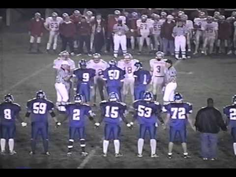 1999 Football vs Upper Dublin: Homecoming Game Part 1