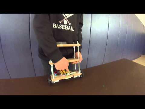 Duncan R - Self-Balancing Robot Milestone 1 (Main Project)