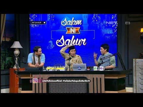 Ciee Komeng Keceplosan Kangen Adul - Ini Sahur 26 Mei 2018 (2/7)