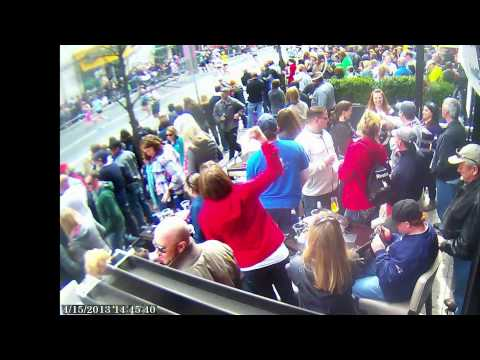 Video Of Tsarnaev Brothers Around Boylston Street On Day Of Boston Marathon Bombing