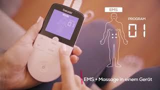 Produktvideo zu Beurer EM 49 Digital TENS/EMS