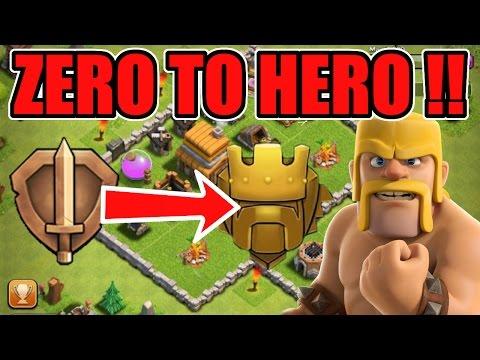 """Zero To Hero Bronze To Titan!"" | Clash Of Clans"