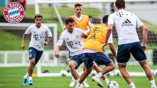 Best moments of the diamonds match | FC Bayern in Doha