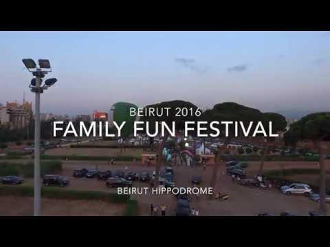Family Fun festival - Beirut 2016