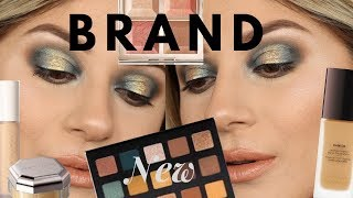 FULL FACE -BRANDNEW MAKEUP  FIRST IMPRESSIONS|| GIO DREVELI ||