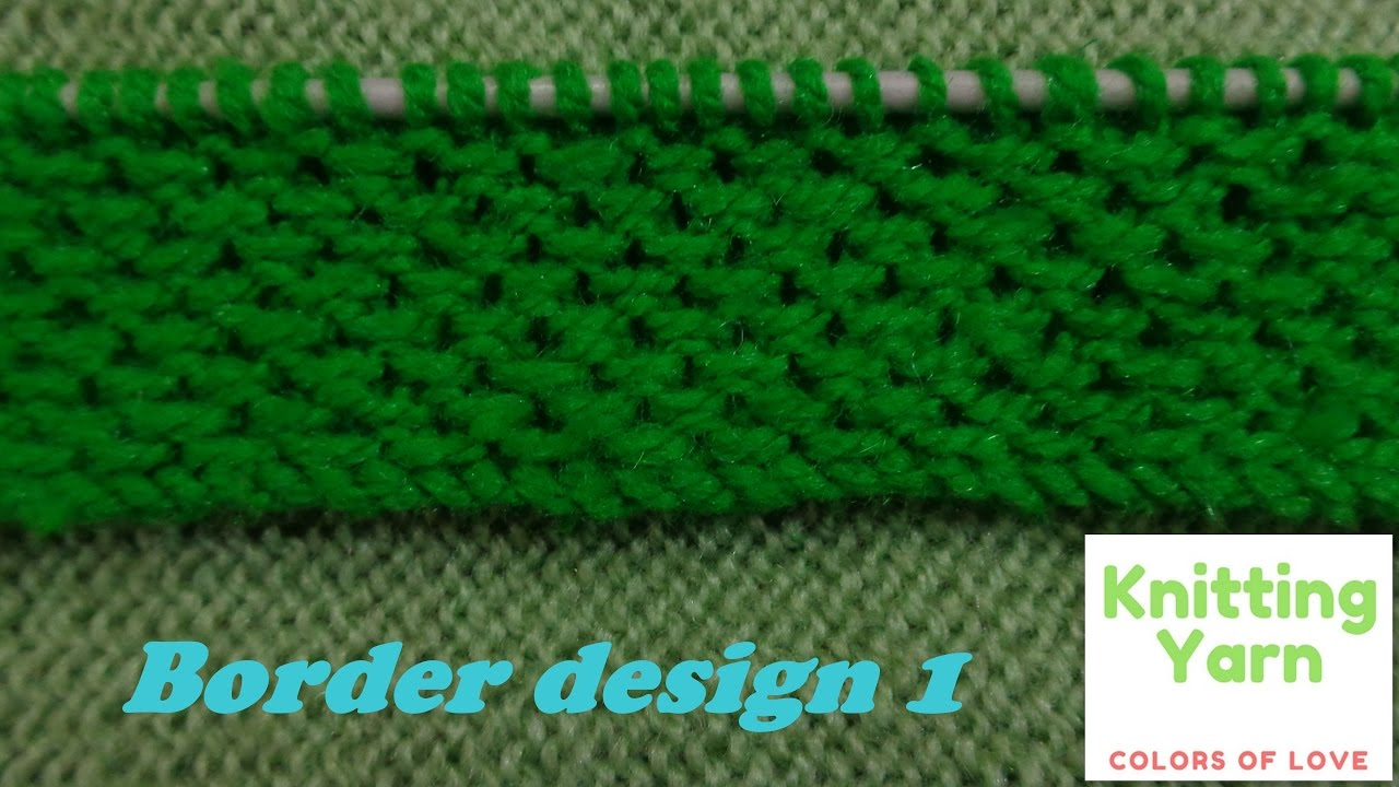 Border Design 1 Youtube