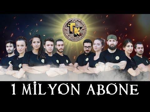 1 MİLYON ABONE ÖZEL YARIŞMASI!!!