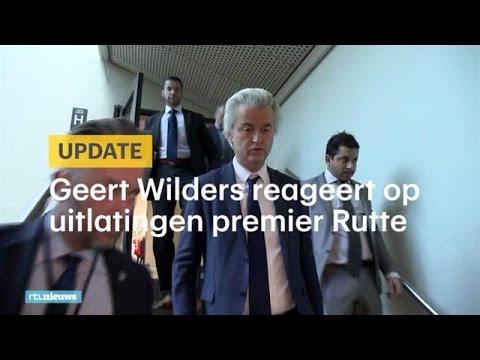 Geert Wilders haalt uit naar premier Rutte - RTL NIEUWS
