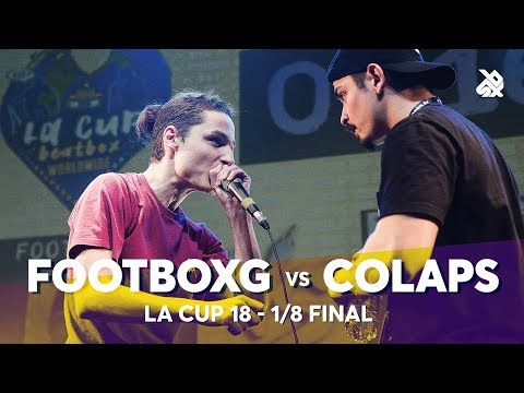FOOTBOXG vs COLAPS | La Cup WORLDWIDE | 1/8 Final