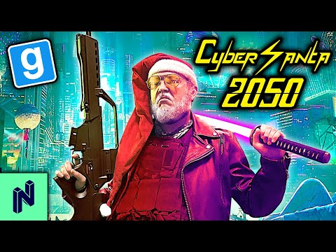 CYBERSANTA 2050: A Node Holiday Special