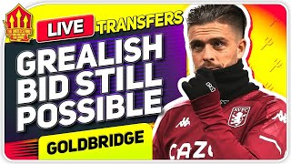 GREALISH Transfer Possible! Pogba for Dybala? Man Utd Transfer News