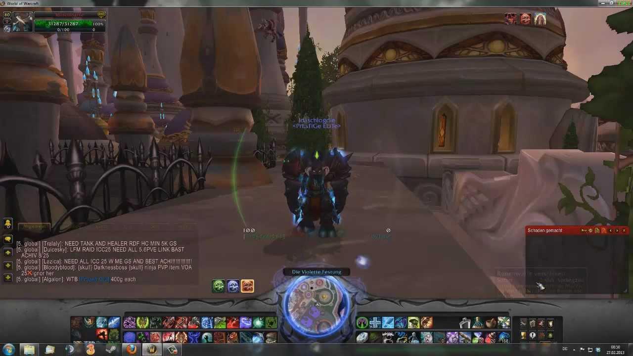 World Of Warcraft WoTLK - Addons