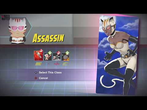 [South Park: The Fractured But Whole] Assassin Class Gameplay (All Abilities + Ultimate)