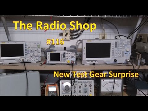 #116 New Test Gear For The Bench