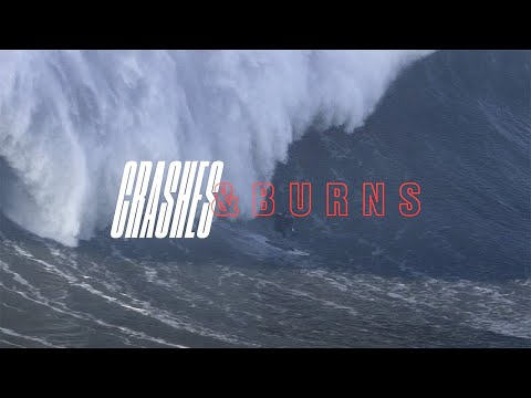 Lynch and Taco - WIPEOUTS:  Nazare Edition