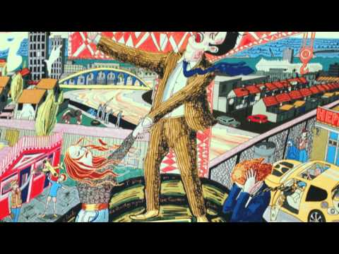 Victoria Art Gallery: Grayson Perry, The Vanity of Small Differences [4K]