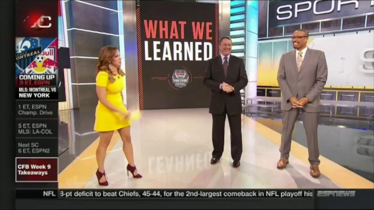 Elle Duncan Canary Yellow | ESPN