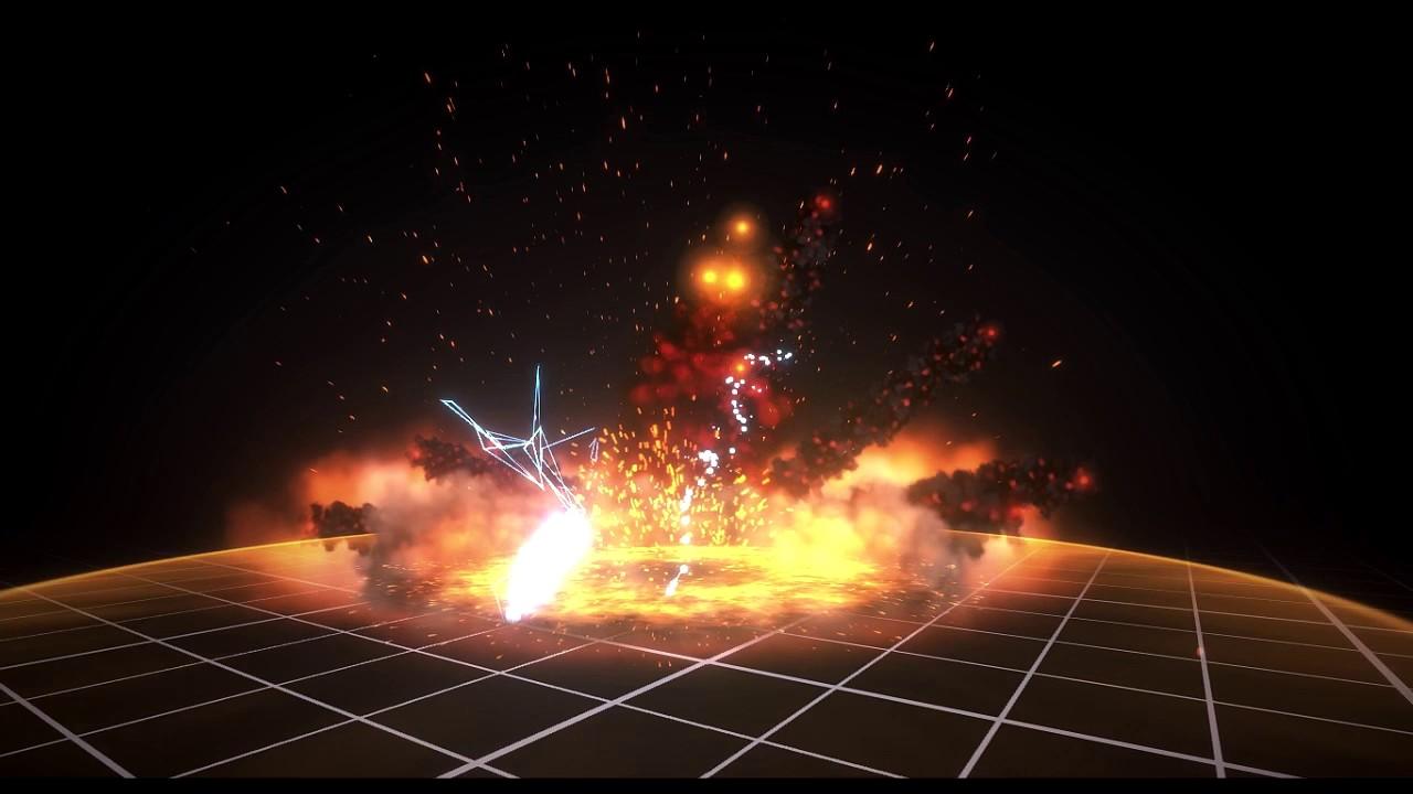 Unity Particle Plexus Effect