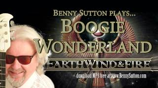 Boogie Wonderland by Earth Wind and Fire - instrumental rework with lyrics