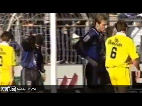 1998-1999 - Jupiler Pro League - 26. Club Brugge - KV Oostende 2-0