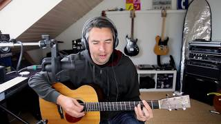 I Need Love Baby, Love, Not Trouble (Thomas Dybdahl cover)