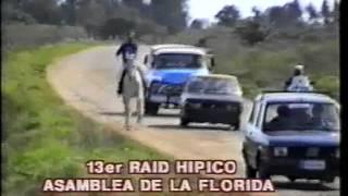 "RAID ELIO MAIDANA ""CAPILLA DEL SAUCE"" AÑO 1996"