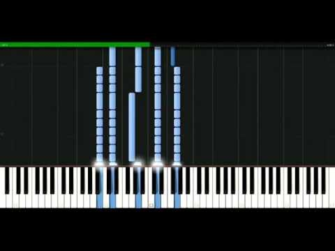 Pearl Jam - Better man [Piano Tutorial] Synthesia | passkeypiano