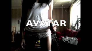 """Eric Amarillo """"Avatar"""""""
