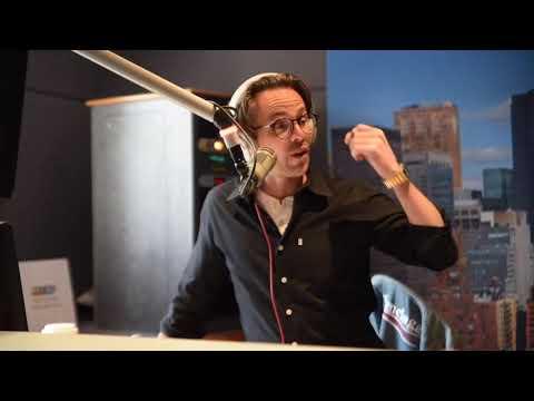 My last break on legendary New York City Radio Station 95.5