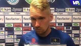 Goalgetter Nijland: ''Dit is om nooit te vergeten''