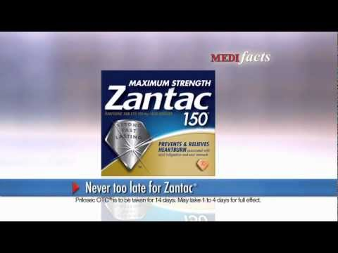 Zantac Side Effects from YouTube · Duration:  2 minutes 5 seconds
