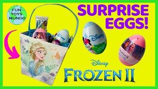Disney's Frozen 2 Easter Basket Surprise!