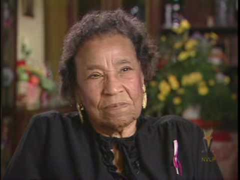 Amelia Boynton Robinson: Advice to Young African Americans