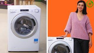 Стиральная машина с сушкой: ЧТО НУЖНО ЗНАТЬ перед покупкой? На примере Candy HGSW 485DSW