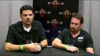 Diablo 3 - Preview and Dev Interview HD