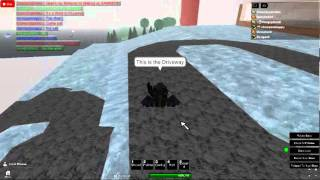 Clawstrophobic's ROBLOX video