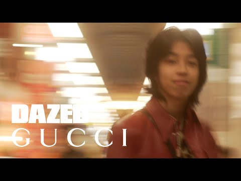 Yoshi Presents 'Onko Chishin' | Absolute Beginners | Dazed and Gucci